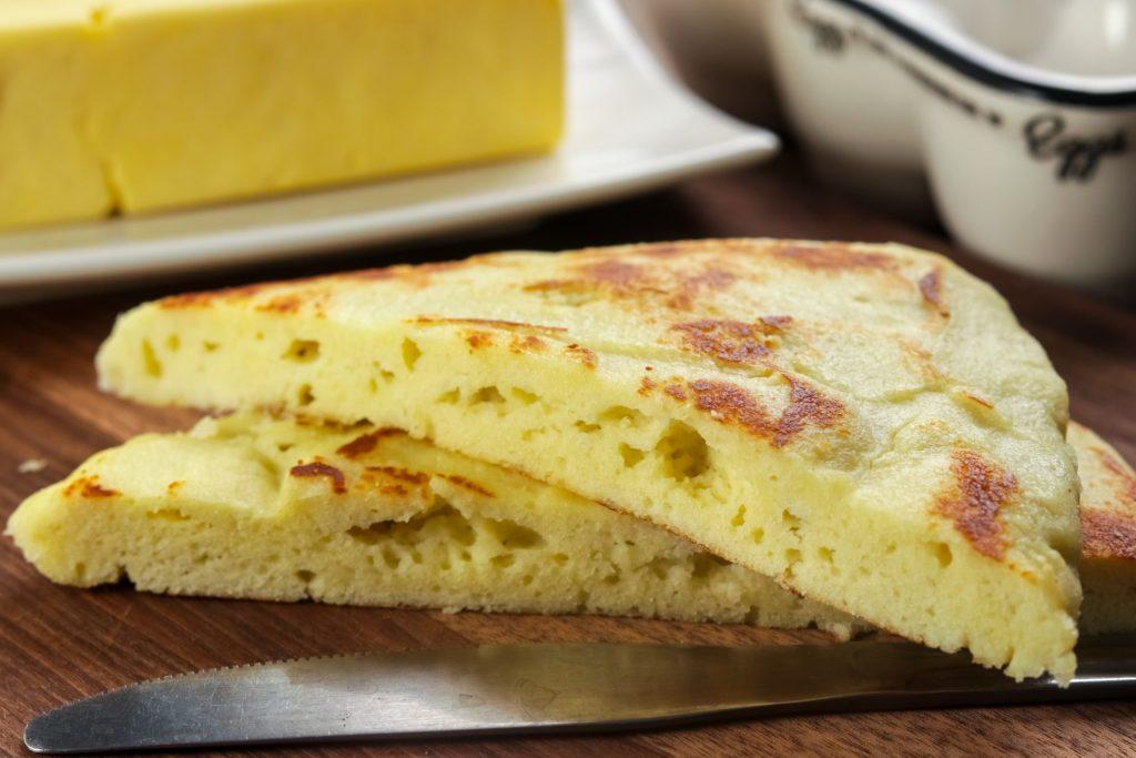Keto Breakfast Sandwich Bread