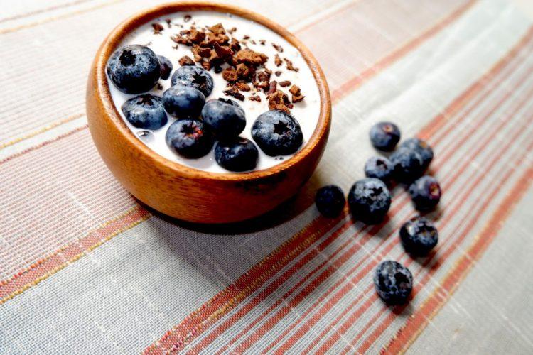 Berry Keto Chia Pudding Recipe