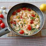 Creamy Keto Garlic Butter Shrimp